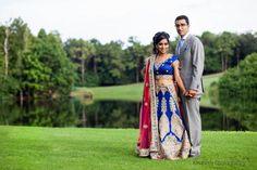 Anjali and Abhay – Florida Indian Wedding by Kimberly Photography