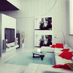 Interior living room #3