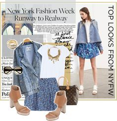 """Runway to Realway"" by ellergy ❤ liked on Polyvore"