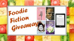 Foodie Fiction Giveaway.   Ends May 5, 2017 6:00 pm PDT Prizes Awarded May 10, 2017 6:00 pm PDT  http://ihath.com/giveaways/foodie/?lucky=404