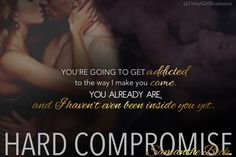Hard Compromise (Compromise Me 2) by Samanthe Beck #DirtyGirlRomance