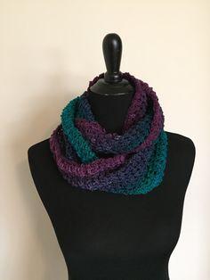 Hand crocheted