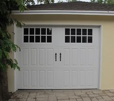 How To Install Garage Door Window Inserts - http://thorunband.net/how-to-install-garage-door-window-inserts/