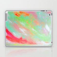 Wind On Shores Laptop & iPad Skin by Morgan Ralston - $25.00