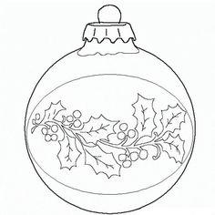Print Ball Christmas Ornament Christmas Coloring Page or Download Balls Christmas Ornament Christmas Coloring Page – Free Online Coloring Pages For Kids