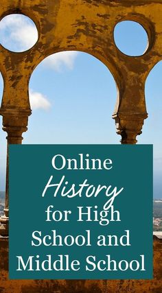 Online history classes for homeschooling high school and middle school | The Academy at Bright Ideas Press