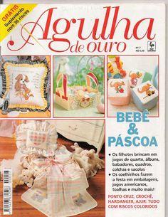 Revista Agulha de Ouro n°7