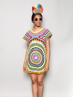 Moda Crochet Katie Jones