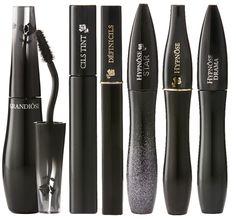 Lancôme-maskarat huippuhintaan! Lancome, Straightener, Beauty, Lashes, Beauty Illustration