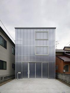 Suppose Design Office - House Tousuien Hiroshima - 2012