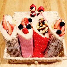 画像 : 今年絶対流行る♡挟まないサンドイッチ「サンドらず」がお家で作っちゃおう! - NAVER まとめ