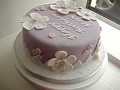 Birthday Cake With Name Ganesh ~ Design your own names of birthday flower cake happy birthday