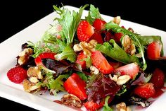 Order Walnuts from Nuts about Florida to make this #delicious #salad : www.amazon.com/shops/barnardnut