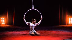 "Chloe Gardiol Aerial Hoop ""Cry Me A River""  *Technically not Burlesque, but a damn good aerial hoop artist"