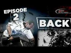 Bodybuilding.com: Dorian Yates' Blood & Guts Trainer: Back