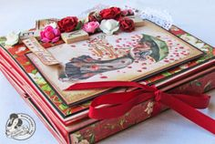 Scraps of Life: National Scrapbook Day - Flip Book Tutorial