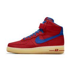 5551c31e10c235 Nike Air Force 1 High iD Men s Shoe Superman Color Scheme