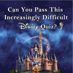 Disney quizzes. Nailed the lyric one