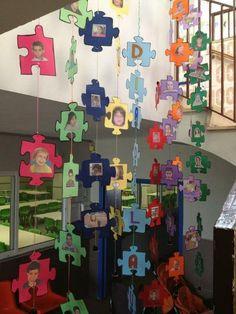 Pin by asha kulkarni on asha school decorations, classroom d Classroom Board, Classroom Design, Classroom Displays, Classroom Themes, Class Decoration, School Decorations, Diy And Crafts, Crafts For Kids, Art Projects