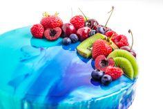 Mirror Glaze-Ayna Pasta Nasıl Yapılır? - Yöresel Yemekler ve Dünya Yemekleri