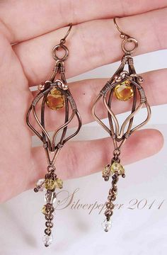 "Earrings ""Lucia"" 
