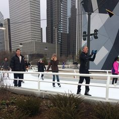 MAGGIE DALEY PARK officially opened for the first time on Saturday, December 13, 2014. As part of a staggered opening,  the fieldhouse will be open for winter programs beginning January 5, 2015.