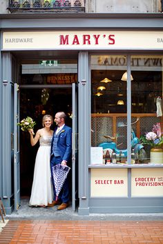 Anne and David tied the knot at Fallon & Byrne with pops of bright colour and some really thrifty ideas. Country House Wedding Venues, Best Wedding Venues, Wedding Locations, Destination Wedding, Wedding Photos, Dublin City, Irish Wedding, Bridesmaid Dresses, Wedding Dresses
