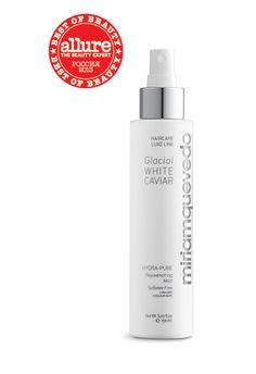 Miriam Quevedo Glacial White Caviar Hydra-Pure Rejuvenating Mist Best of Beauty by Allure