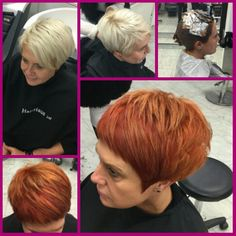 Hair by Sy, using dialight to pre-colour then majirel to colour globally and  finished off with the Profiber range