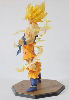 Dragon Ball Z Super Saiyan Goku Action Figure