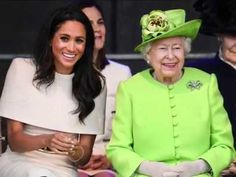 The hidden meaning behind the Queen's green outfit in Chester