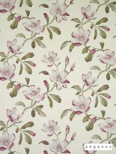 Pegasus Amelia - Fuchsia | Farmhouse Drapery Fabric