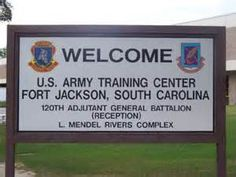 Fort Jackson, South Carolina | < 450° https://de.pinterest.com/nielbarber/the-cold-war-1980-1986/