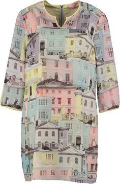 Mini jurk van Ted Baker in maat XL.