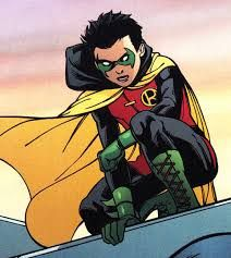 Today's abuse survivor character of the day is: Damian Wayne from Batman!