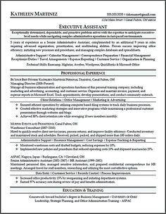 Executive Secretary Resume Do Not Make Any Mistake When You Make Your Cake Decorator Resume