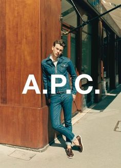 Need some jeans? Try on some APCs.