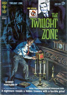ALÉM DA IMAGINAÇÃO (THE TWILIGHT ZONE) Nº 05 Classic Comic