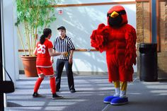 Coop at the Cardinal Cabaret sponsored by Athletics
