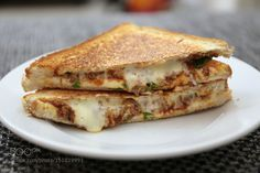 Pic: Grilled Cheese-Sandwich