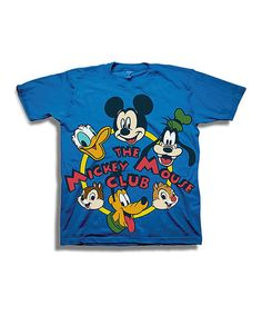 Look what I found on #zulily! The Mickey Mouse Club Tee - Toddler #zulilyfinds