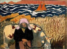Maurice Denis: The Cow Girl