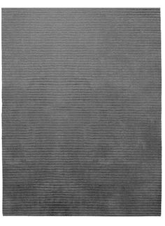 Grey medium-pile rug $1378.