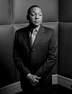 El Maestro . . . the Teacher . . . Mr. Wynton Marsalis. My gateway into jazz. The first performer I ever heard live. When I left that concert, I was in love with jazz, and I prayed and asked God to keep this music a part of my life. I felt like I had participated in something, not only memorable, but sacred . . .