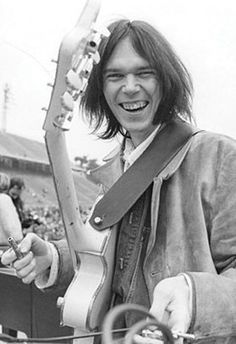 Neil Young, 1969 // by Henry Diltz