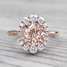 """1,222 Likes, 37 Comments - Kristin Coffin Jewelry (@kristincoffinjewelry) on Instagram: """"Peachy, blushing, mushy love this Valentine's.  I'm smitten with these new peach-champagne…"""""""
