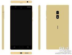 Опубликованы изображения смартфона Nokia D1C