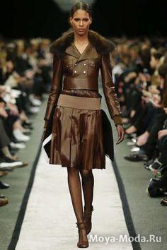 Модные куртки осень-зима 2014-2015 Givenchy