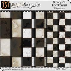Grandpa's Checkboard – Free patterns