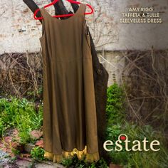 Estate West Grand - Amy Rigg - Taffeta and Tulle Dress